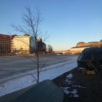 Das Foto wurde bei Kaisaniemenranta von Salla T. am 4/12/2018 aufgenommen