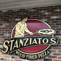 Photo taken at Stanziato's Wood Fired Pizza by Chris P. on 5/6/2017
