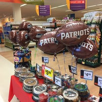 Photo taken at Stop & Shop by Chris P. on 1/31/2015