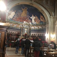 Photo taken at Basilica S.Cosma e Damiano by Елена К. on 1/3/2017