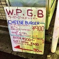 Foto scattata a Whoopi Gold Burger da taq_n il 10/14/2012