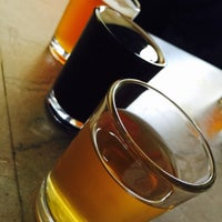 Photo taken at lost kingdom brewery by Stuff I Shoved i. on 3/21/2015