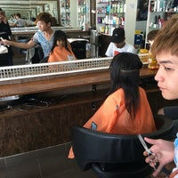 Photo taken at MS Hair Saloon by Fatihah A. on 8/28/2016