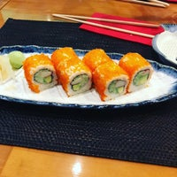 2/11/2018 tarihinde 🌟👼👑🎀Katerina🎀👑👼🌟 G.ziyaretçi tarafından Sushi Inn'de çekilen fotoğraf