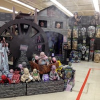 Photo taken at Spirit Halloween - Howell Commons by Chris W. on 9/29/2012
