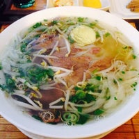 Photo taken at Pho family by Kolja T. on 11/5/2014