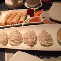 Photo taken at Thai Onzon Restaurant by Bill B. on 11/9/2013