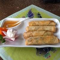 Photo taken at Thai Onzon Restaurant by Bill B. on 9/28/2013