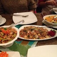 Photo taken at Thai Onzon Restaurant by Bill B. on 12/22/2012