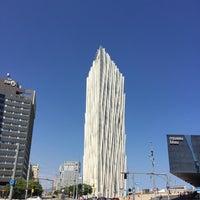 Photo taken at Torre Telefònica Diagonal 00 (CAT HQ) by Antony W. on 7/24/2016