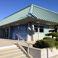 Photo taken at International School of Monterey by James M. on 1/16/2013