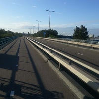 Photo taken at Westenholterbrug by Christian J. on 8/14/2013