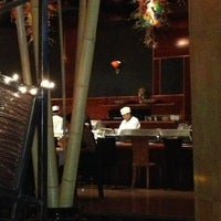 Photo taken at Sake Cafe II by Caro C. on 12/22/2012