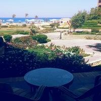 Photo taken at Swiss Inn El Sukhna by Mariam H. on 6/28/2014