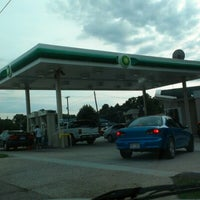 Photo taken at BP by Kyle S. on 9/25/2012