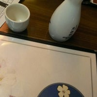 Photo taken at Sakura Japanese Restaurant by Kyle S. on 3/23/2014