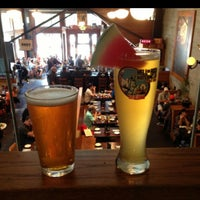 Photo taken at 21st Amendment Brewery & Restaurant by Rick D. on 5/11/2013