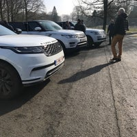 Photo taken at Landrover Experience by Axelle V. on 3/3/2018