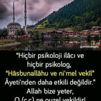 Photo taken at Fethi Çelebi Camii by TC Alper A. on 12/29/2017