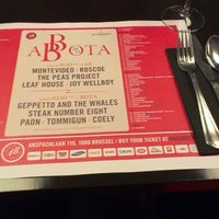Photo taken at AB Café & Resto by Thalien on 2/19/2013