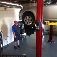 Photo taken at Jackson Auto Repair by Jackson Auto Repair on 8/5/2014
