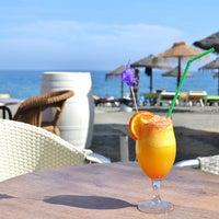 Photo taken at Sirena Beach Club by Sirena Beach Club on 6/13/2014