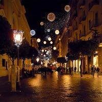 Photo taken at Corso Vittorio Emanuele by Silvio M. on 11/12/2012