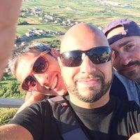 Photo taken at Teggiano by Silvio M. on 8/15/2014