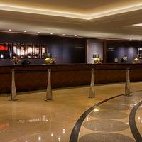 Photo taken at New York Hilton Midtown by Kellie C. on 7/6/2015