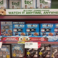 Photo taken at Target by Brian D. on 12/12/2012