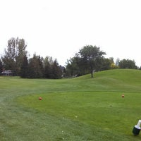 Photo taken at Prairiewood Golf Course by Richard K. on 9/30/2013