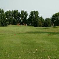 Photo taken at Prairiewood Golf Course by Richard K. on 7/4/2015