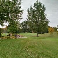 Photo taken at Prairiewood Golf Course by Richard K. on 10/5/2015