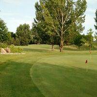 Photo taken at Prairiewood Golf Course by Richard K. on 7/7/2015