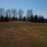 Photo taken at Prairiewood Golf Course by Richard K. on 4/20/2014