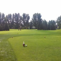 Photo taken at Prairiewood Golf Course by Richard K. on 8/24/2014