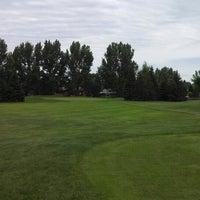 Photo taken at Prairiewood Golf Course by Richard K. on 6/10/2013