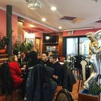 Photo taken at Bar Mayfair by anastasia_s on 3/13/2018