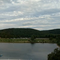 Photo taken at Rocky Gap Casino Resort by Leslie S. on 8/21/2016
