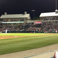 Photo taken at Dr Pepper Ballpark by JR D. on 4/13/2013