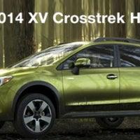 Photo taken at Ladin Hyundai Subaru by Jim L. on 6/13/2014