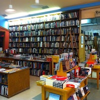Photo taken at Powell's Bookstore by AFAR Media on 8/4/2014