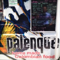 Photo taken at Palenque Colombian Food Truck by AFAR Media on 8/12/2014