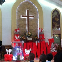 Photo taken at Bacolod Evangelical Church by Wayne L. on 5/10/2015