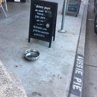 Photo taken at Fork-In Aussie Pie Kitchen, Santa Monica by Amy H. on 6/14/2017