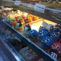 Photo taken at La Delice Pastry Shop by Amy H. on 11/22/2012