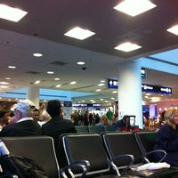 Photo taken at Security Checkpoint 1 by Henrique M. on 10/27/2012