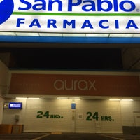 Photo taken at Farmacia San Pablo by Ignacio G. on 2/14/2015