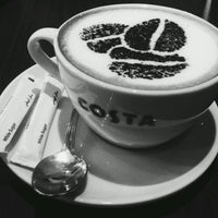Photo taken at Costa Coffee by Mariam E. on 1/29/2017