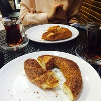 Photo taken at Meram Çıtır  simit karapınar by Tansu Y. on 6/5/2016